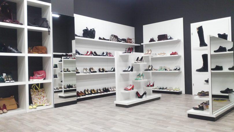 Украинский бренд LEVUS открыл магазин в галерее бутиков ТЦ Ашан Беличи