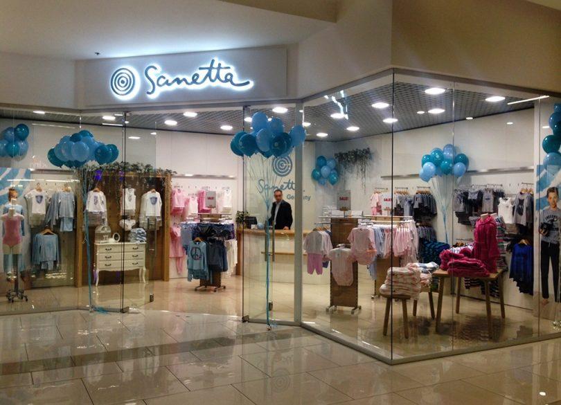 Sanetta: «В Украине рынок высококачественного детского белья практически не заполнен»