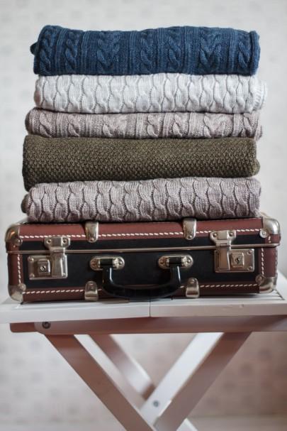 Украинский бренд RITO начал производить подушки и пледы