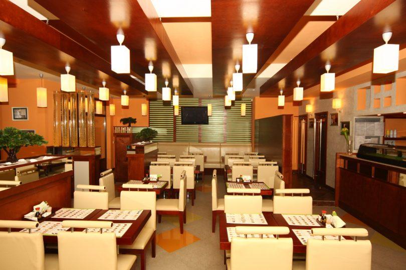 «Сушия» заявляет о появлении ресторана-клона в зоне АТО