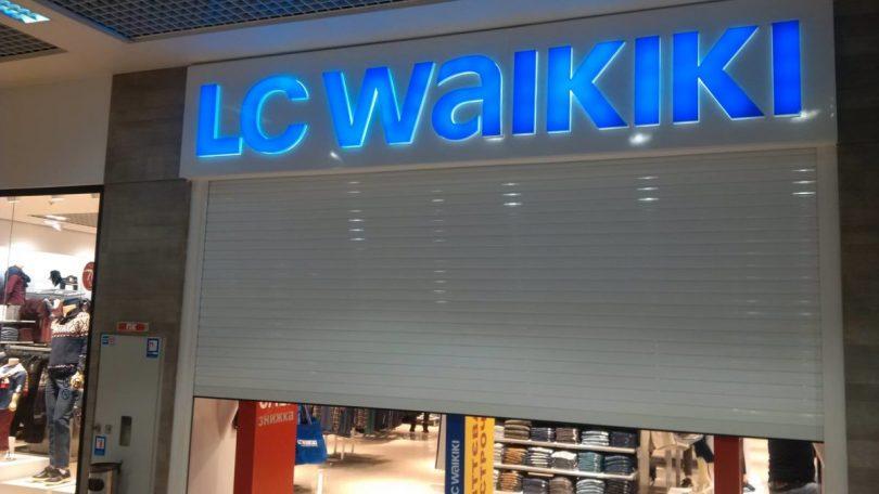 Перший магазин LC Waikiki в Дніпрі відкриється в ТРЦ Караван