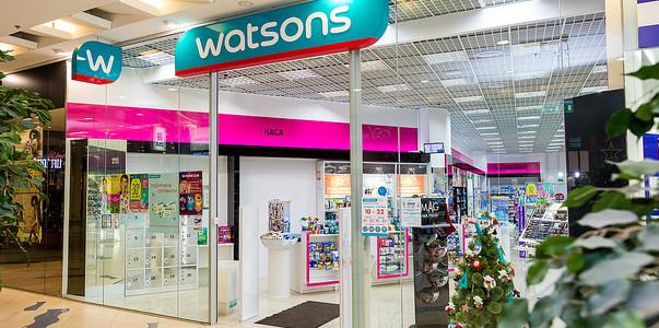 Watsons открыл два новых магазина