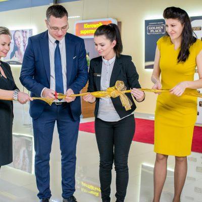 «Укрзолото» открыло первый магазин Golden Place в Польше