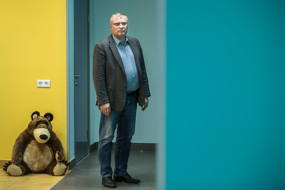 Дмитрий Ловейко Фото: Павел Александров/«Секрет Фирмы»