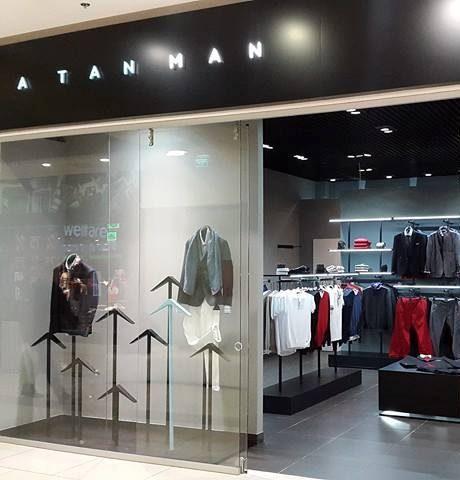 Новый проект: Андре Тан открывает первый магазин мужской линии одежды