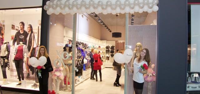 Bianka открылся в ТЦ Forum Lviv во Львове
