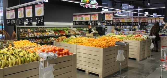 Фоторепортаж: «Фуршет» обновил супермаркет на ул. Антоновича в Киеве