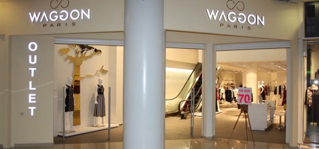 Waggon Paris открылся в столичном ТРЦ «Караван»