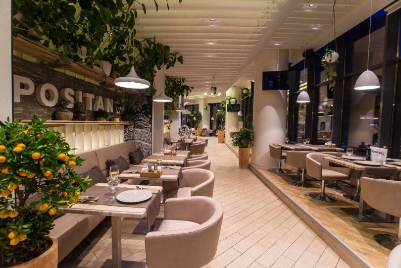 Зачем «Сiльпо» открыл итальянский ресторан Positanо