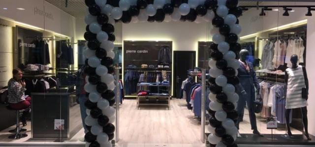 Pierre Cardin открыл в Киеве бутик нового формата