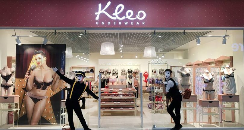 Сеть Kleo открыла новый магазин в Киеве