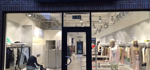В аутлет-городке «Мануфактура» открылось три новых магазина