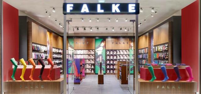 В ТРЦ Gulliver появится немецкий бутик FALKE