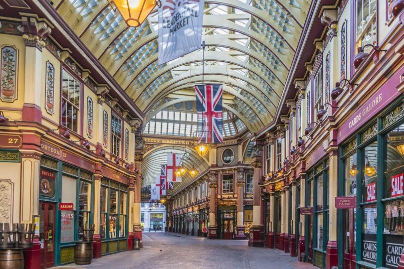 Лондон — самый привлекательный город для ритейлеров. Киев — на 73 месте