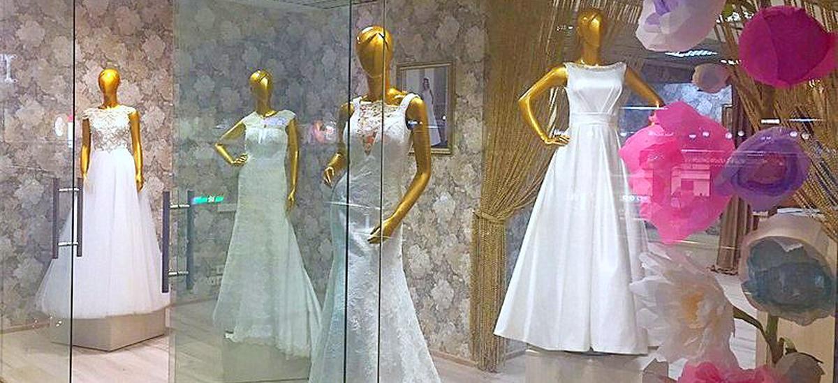 374923f9e5b94c4 В ТРЦ Караван открылся свадебный салон Ваниль