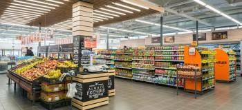 Топ-10 продуктовых сетей Украины по количеству магазинов