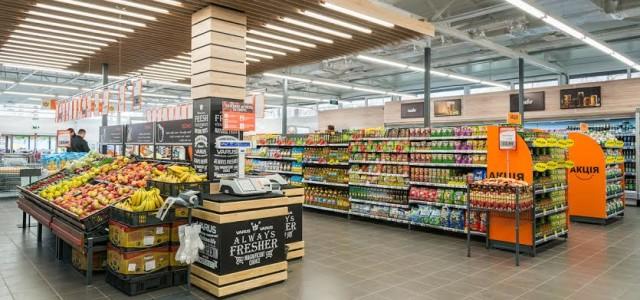 В Киеве открылся новый супермаркет VARUS