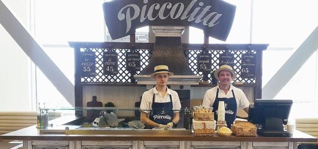 В ТРЦ Gulliver открылось заведение итальянской кухни Piccolita