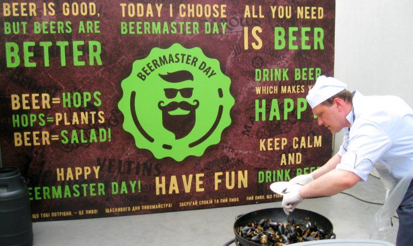 Пивомания: как проходил BeerMasterDay от Сільпо (репортаж+блиц-интервью)