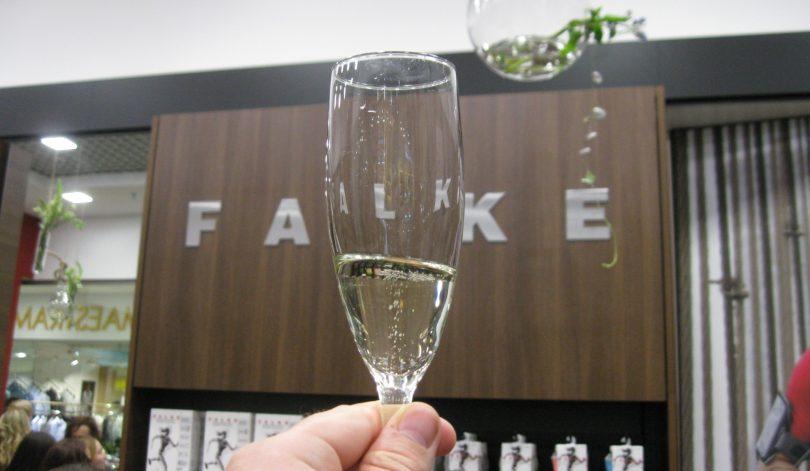 В Киеве открылся магазин FALKE, в планах компании вывести на рынок еще два бренда (+фото)