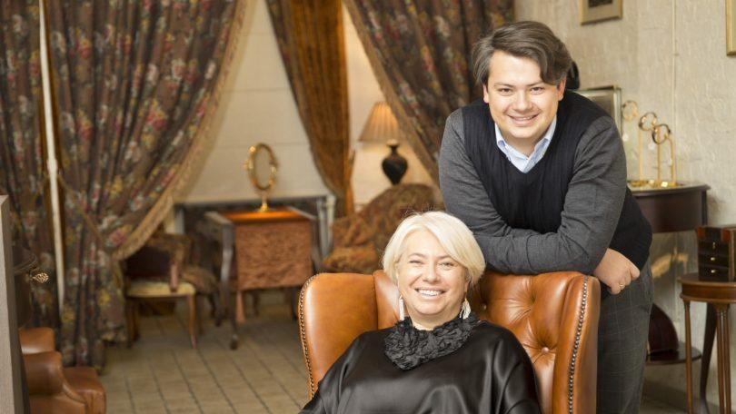 Курс на Запад: интервью с СЕО брендов Абрикос и Olga Veisberg Дмитрием Гуцалом
