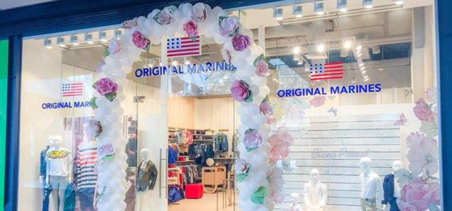 В ТЦ Forum Lviv открылся магазин Original Marines