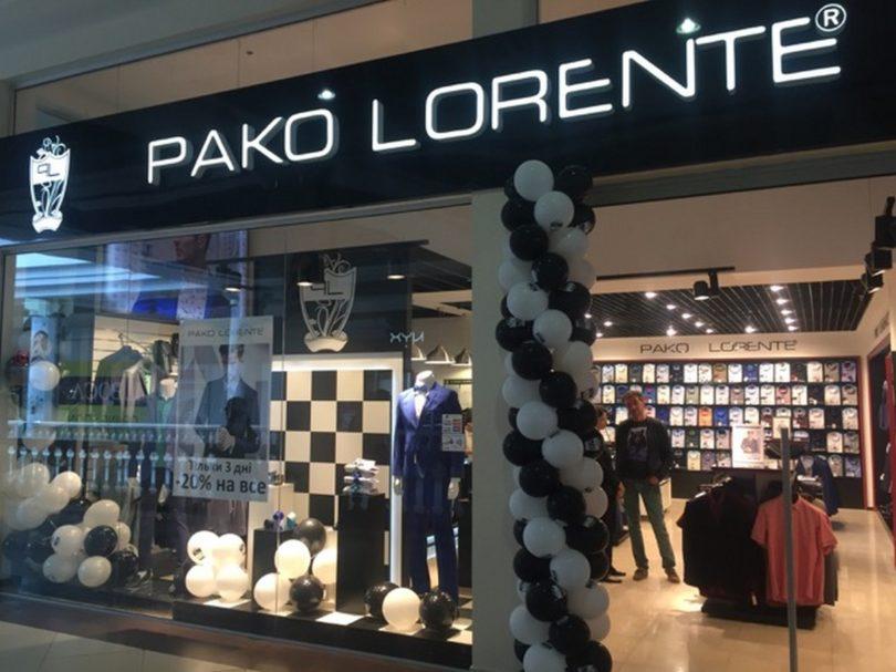 В ТЦ Globus открылся новый монобрендовый бутик Pako Lorente
