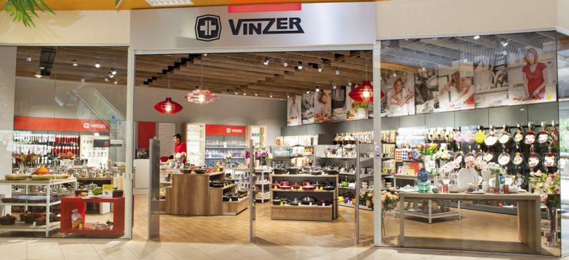 В ТРЦ Dream Town-2 открылся обновленный VINZER