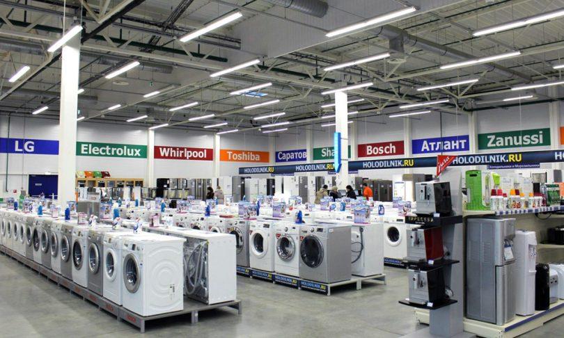 Рынок бытовой техники и электроники в I квартале просел почти на 6% — GfK