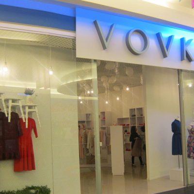 Магазин-студия VOVK открылся в харьковском ТРЦ Французский бульвар
