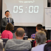 Ассоциация ритейлеров Украины провела фокус-группу «Маркетинг и PR как искусство продаж»