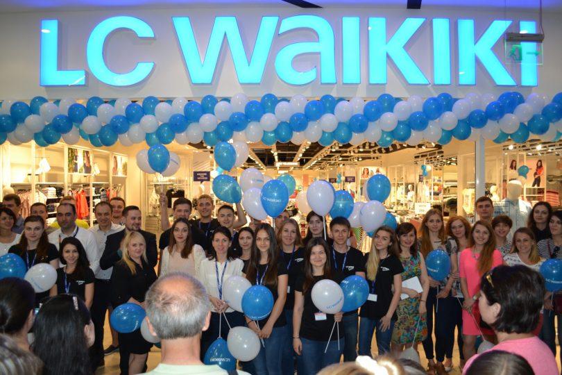 Как выглядит магазин LC Waikiki в новом концепте (+фото с открытия)
