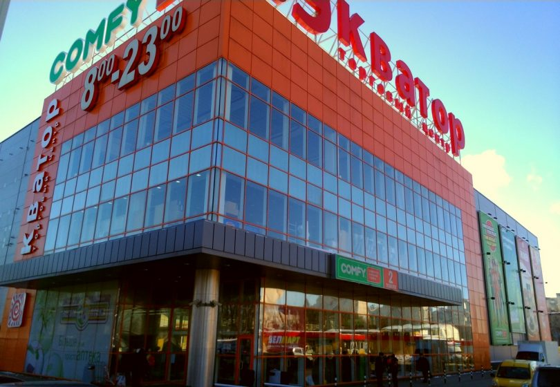Сеть «Фокстрот. Техника для дома» открыла магазин в харьковском ТРЦ Экватор