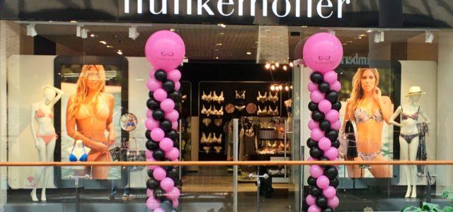 Голландский бренд женского белья Hunkemöller открыл магазин в ТЦ Forum Lviv