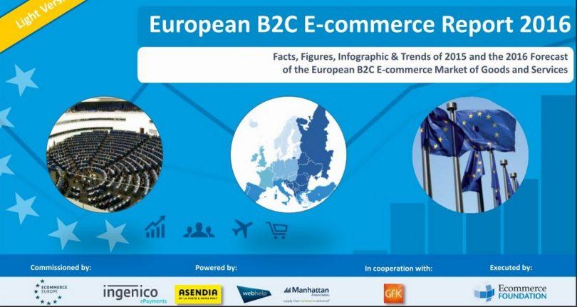 Рынок e-commerce Украины растет быстрее всех в Европе