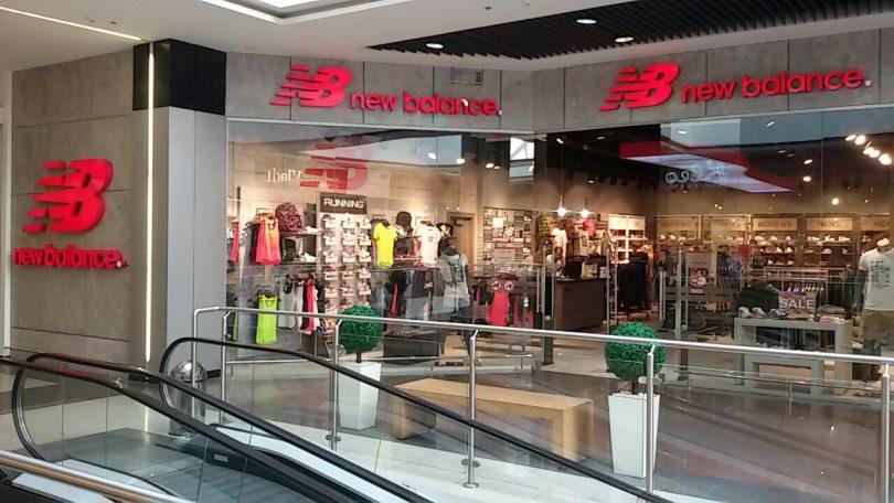 Как выглядит первый магазин New Balance в Кривом-Роге