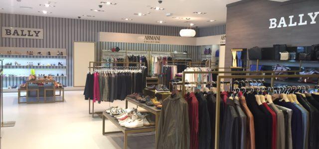 Компания MTI Fashion обновила и расширила свой аутлет-магазин