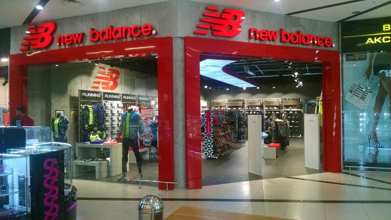 New Balance открыл первый магазин в Запорожье  4bbfadcce38dc