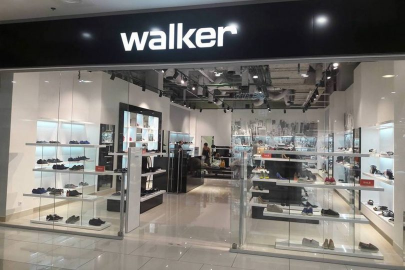 Мультибрендовый магазин Walker открылся в ТРЦ Gulliver