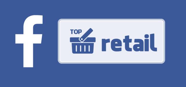 Топ-20 Facebook-страниц украинских ритейлеров и ТРЦ за апрель 2017