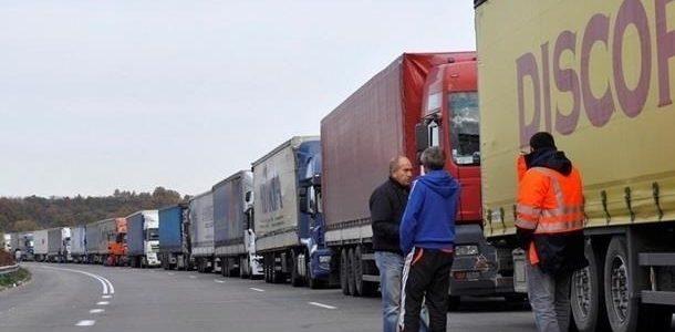 Россия ввела дополнительные ограничения на транзит украинских товаров