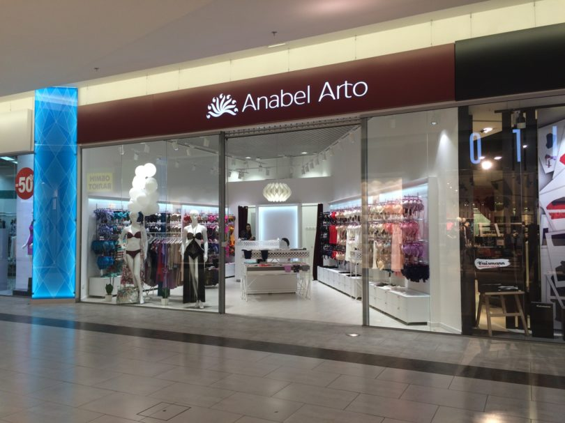 Сеть Anabel Arto пополнилась еще одним магазином в Киеве