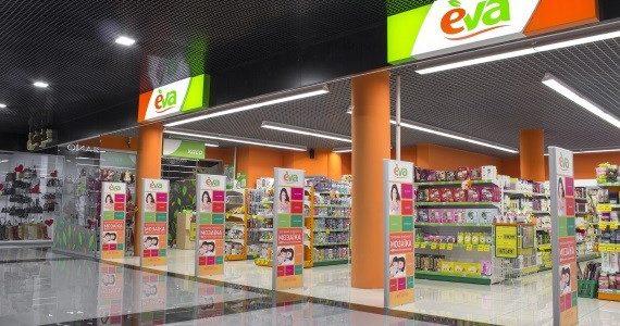 EVA открыла два новых магазина