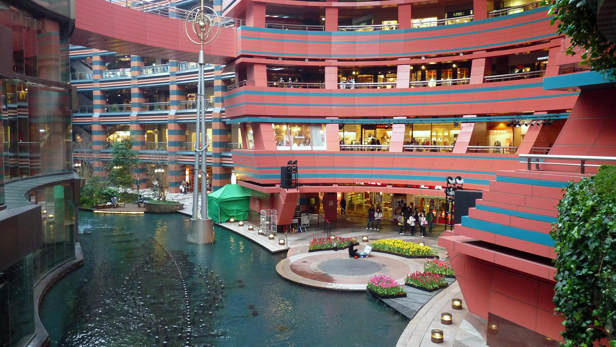 Fukuoka-Canal-City