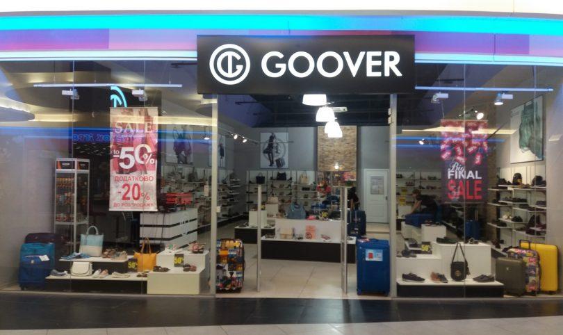 Магазин Goover в новом формате открылся в ТРЦ РайON