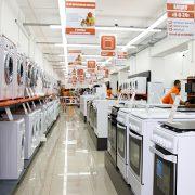 Рынок бытовой техники и электроники в Украине во II кв. увеличился на треть — GfK
