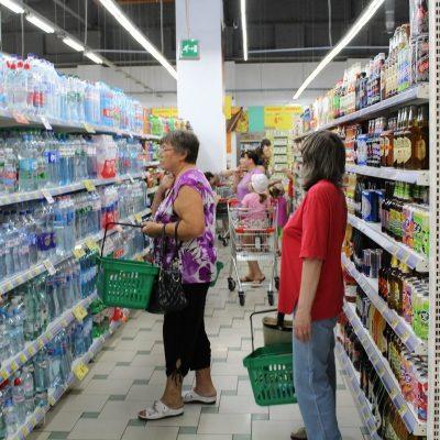 Роздрібний товарообіг в Україні в 2016 році зріс на 4%