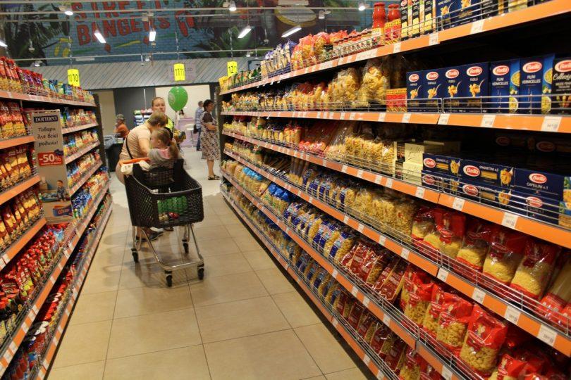 Nielsen: П'ять причин, через які зростає український ринок FMCG
