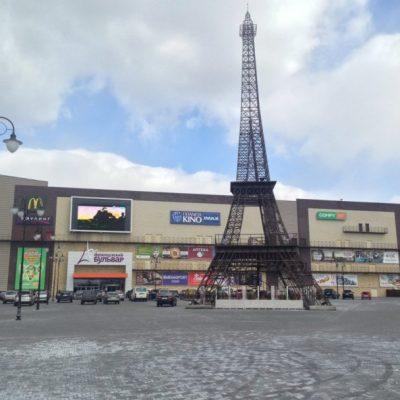 Відвідуваність ТРЦ Французький бульвар в 2016 році зросла на 6% – до 7,8 млн осіб