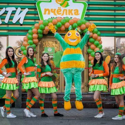 Пчелка маркет відкриє магазин у Софіївській Борщагівці під Києвом